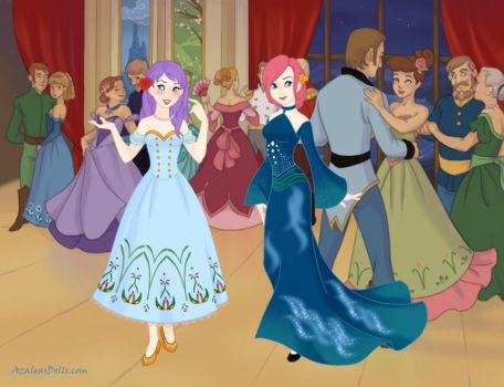 Twins at the Ball by EverythingReviewer