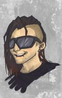 My Name Is Skrillex by GreyerThan