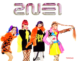 2NE1 GO AWAY japanese by TokkiOwO