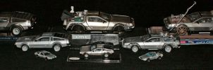 Delorean Collection by ThunderChildFTC