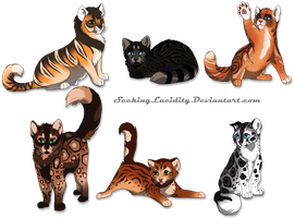 CragstarXRosethorn hypo kits by DancingfoxesLF