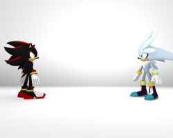 Shadow vs Silver 3D AO by nothing111111