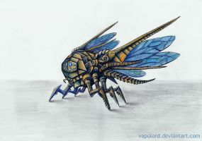 Scifi-Spy-Fly Concept by Vapolord