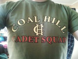 Doctor Who - Coal Hill Cadet Squad T-Shirt 1 by DoctorWhoOne
