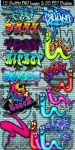 Graffiti brushes and PNG's by mystikel
