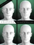 FREEBIE - Friends G2M Head Shapes by PLArts