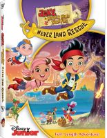 Jake and the neverland pirates dvd cover by zaratus