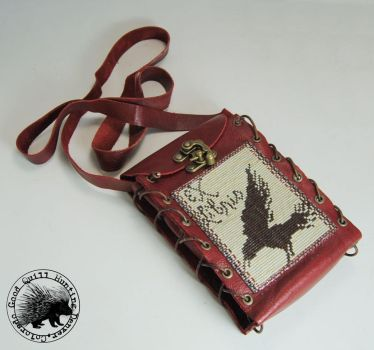 Ex Libris Bag by GoodQuillHunting