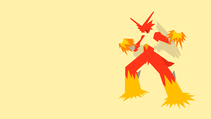 Blaziken by PokeTrainerManro