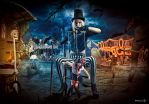 Puppet Master by Janus1810