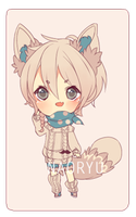 Paffumi |Offer to Adopt : ADOPTED| by Naoryu