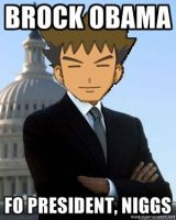 Brock Obama by Sonicfan337