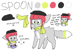 spoon ref 2k14 by mugcake