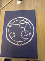gallifreyan writting- Abigail by fierysoul