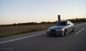 BMW E36 316i by cpphoto