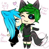 ~amber x dezil~ (collab and gift) by dieloverhug