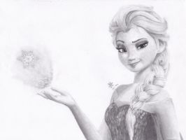 The Cold Never Bothered Me Anyway by Hellsing-Order