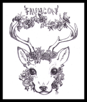 Fauncon by Fortheheckofit1