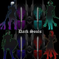 Dark Souls cast by theDeathspell