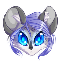 Naiya Headshot (Animated) by Felisnix