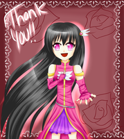 Thank you gift for Taurus-15~! by levenark