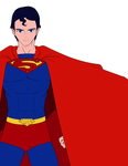 AlexKnight's Superman by SeiberSaiban