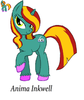 Anima Inkwell by RainbowDashieMLPFan