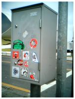 stickers: combo by boomhouse