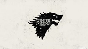 Winter is coming - Stark by alecutheman