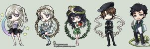 ::chibi for TheRealTriplesix:: by rann-poisoncage
