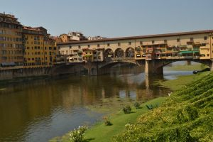 Ponte Vecchio by HeloiseV