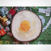 Egg painting by DeviantFede