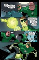 Green Lantern TAS 8 Page 3 by LucianoVecchio