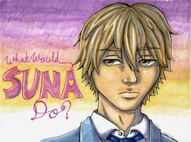 What Would Suna Do? by x-DragonSoul-x