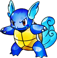Wartortle by Skylight1989