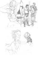 Some Roughs... by amilcar-pinna