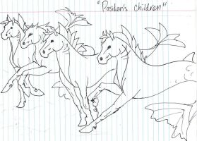 Posiden's Children 1 by inulover411