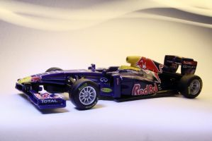 Stock - Formula One car by triinustock