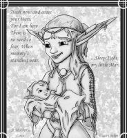 Jak's Forgotten Mother by COOKEcakes
