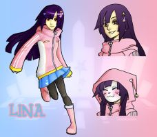 - WEWY Contest HERO: Lina - by kailana-sama