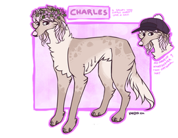 REF. Charles [+info] by Karoopa