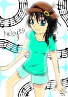 Drawing Request For Haley3131 by DontEatMyPiexD
