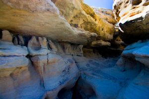 Slot Canyons In Scale by miniwyo