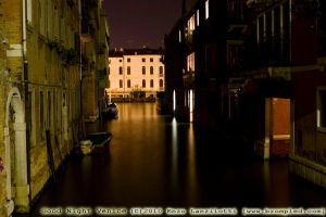 Good Night Venice _6_ by Brompled