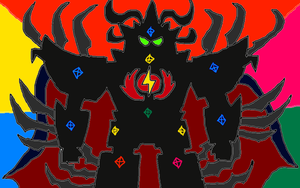 2013 Emperor Megazord by conlimic000