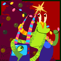 AND TO ALL A GOOD NIGHT by HedgehogBeeblebrox