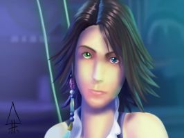 Yuna in Real Emotion by YunaBevelle
