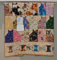 County Fair 2 - quilt by unicornslave