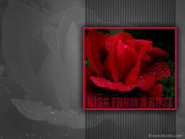 Kiss from a Rose by Loreleike