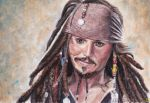 Jack Sparrow by Kefalion